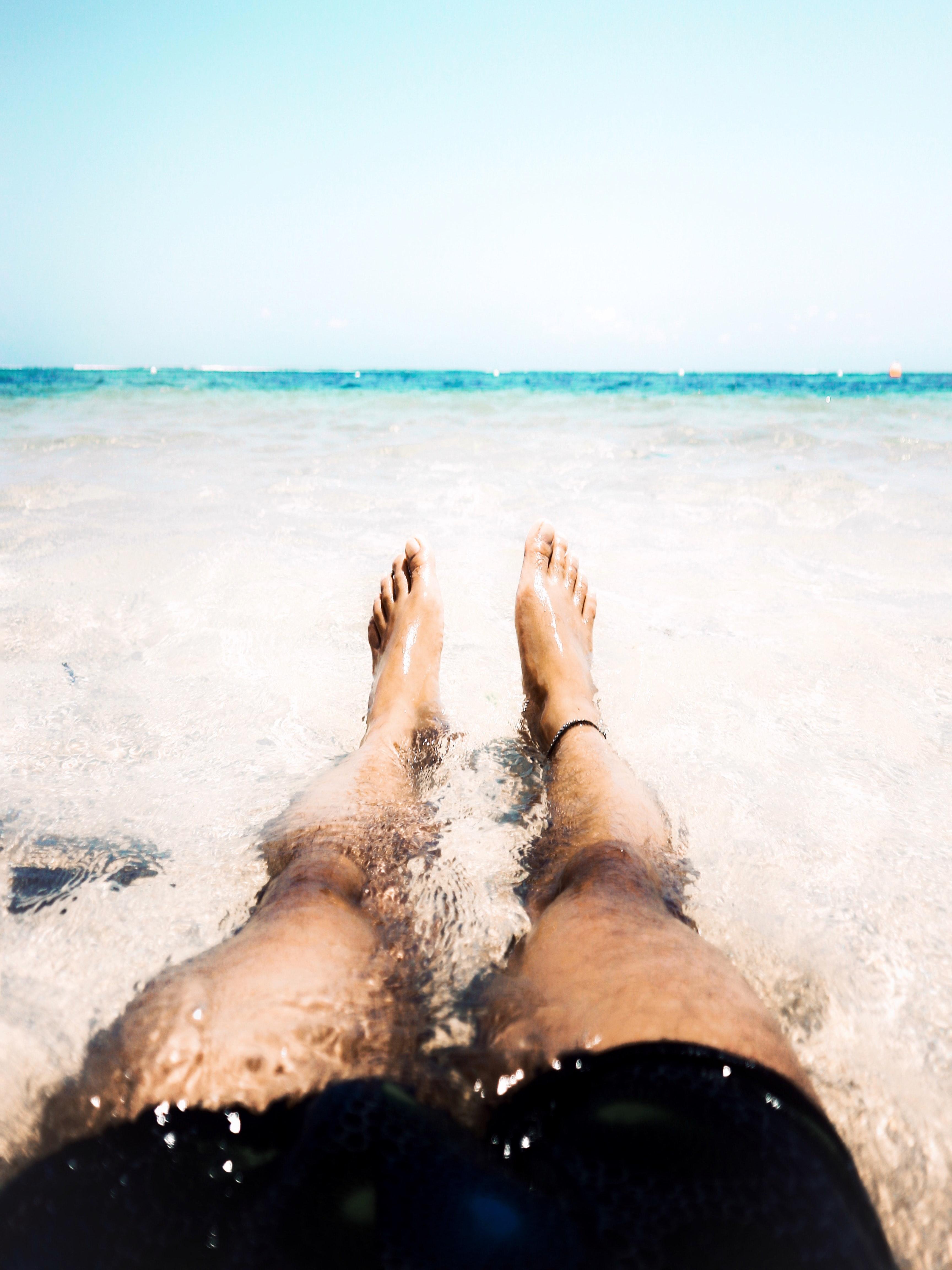 Idealne stopy na lato